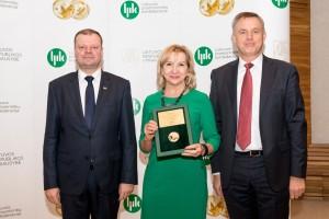 """""""Lietuvos metų gaminys – 2016"""" apdovanojimai"""
