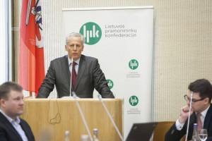Konferencija apie jaunimo nedarbą